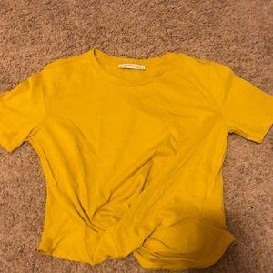 943e3e4f8f166 Zara Tees - Short Sleeve Tops for Women   Poshmark